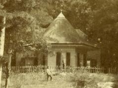 Omstreeks1885, koepel Westermeerwijk