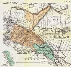 Grenskaart 1949-1963
