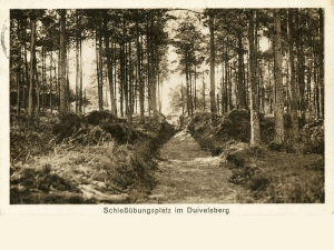 Schietbaan op de Duivelsberg