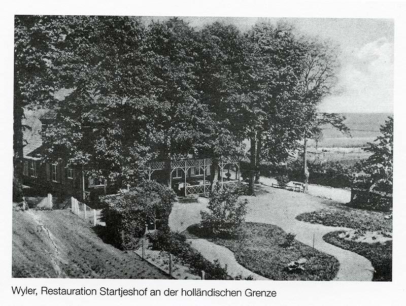 Startjeshof